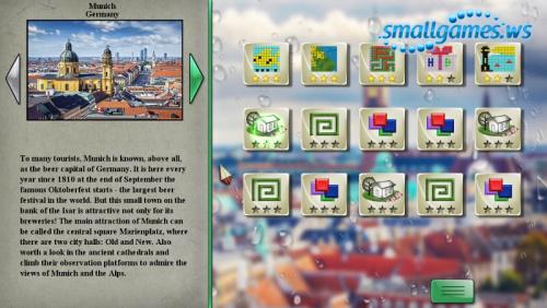 Worlds Greatest Cities Mosaics 7