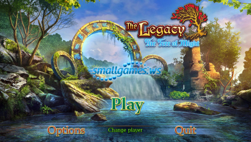 The Legacy 3: The Tree of Might