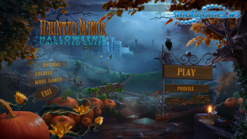 Haunted Manor 5: Halloweens Uninvited Guest