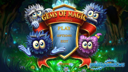 Gems of Magic: Lost Family (Русская версия)