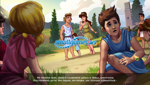 Kids of Hellas: Back to Olympus Collectors Edition (Русская версия)