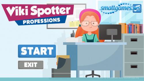 Viki Spotter: Professions