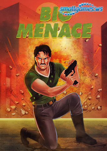 Bio Menace.