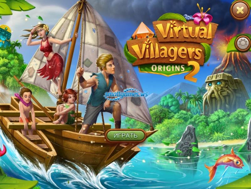 Virtual villagers origins 2 скачать игру бесплатно.