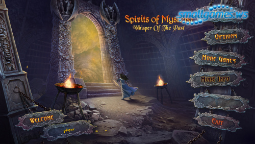 Spirits of Mystery 12: Whisper of the Past