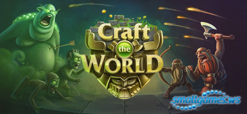 Craft the world (multi, рус)