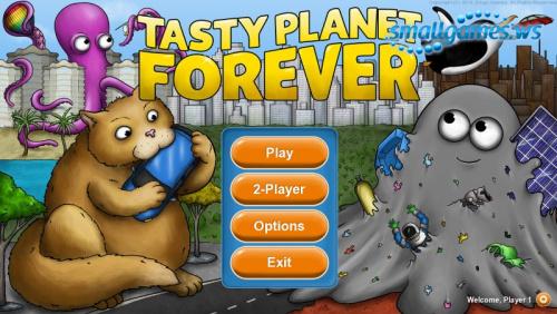 Tasty Planet: Forever