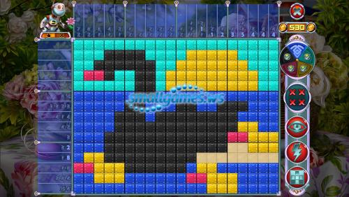 Rainbow Mosaics 8: Garden Helper