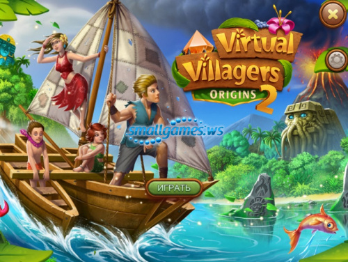 Virtual Villagers 6: Origins 2