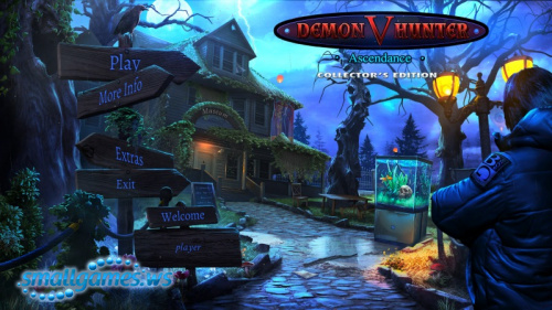 Demon Hunter 5: Ascendance Collectors Edition