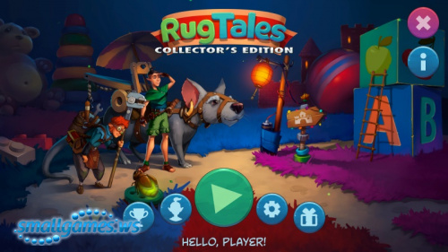 RugTales Collectors Edition