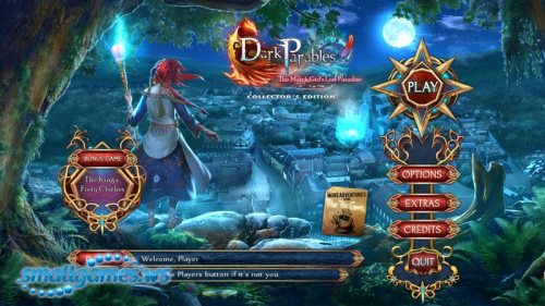 Dark Parables 15: The Match Girls Lost Paradise Collectors Edition