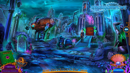 Secret City 2: The Sunken Kingdom