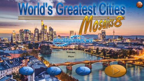 Worlds Greatest Cities. Mosaics 8