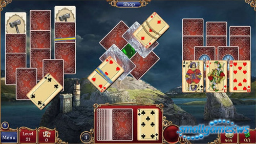 Jewel Match: Solitaire 2 Collector's Edition