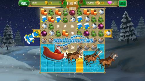 Queens Garden 5: Christmas