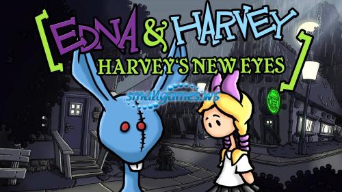 Edna & Harvey: Harvey's New Eyes (multi, рус)