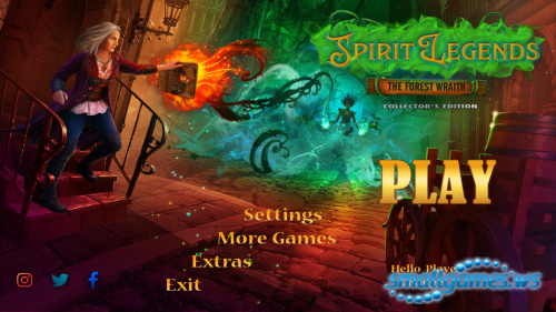 Spirit Legends: The Forest Wraith Collectors Edition