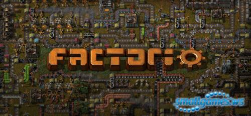 Factorio (eng, рус)