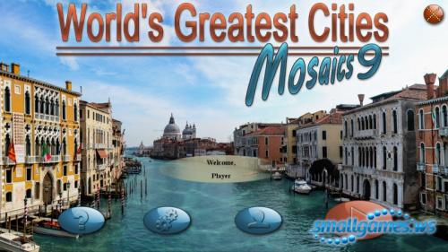 Worlds Greatest Cities. Mosaics 9