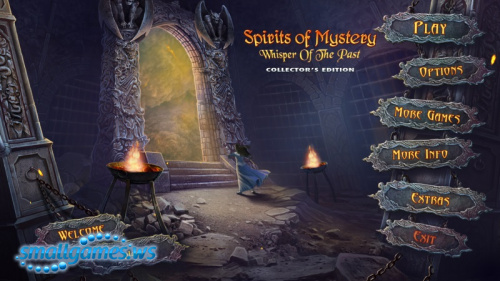 Spirits of Mystery 12: Whisper of the Past Collector's Edition