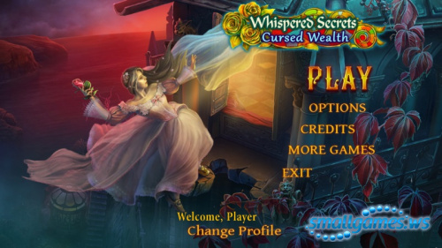Whispered Secrets 9: Cursed Wealth