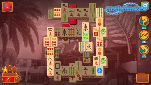 Travel Riddles MahJong