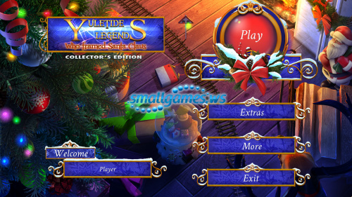 Yuletide Legends 3: Who Framed Santa Claus Collectors Edition