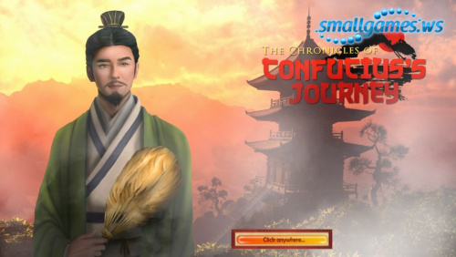 The Chronicles of Confucius Journey