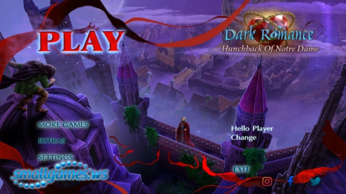 Dark Romance 10: Hunchback of Notre Dame