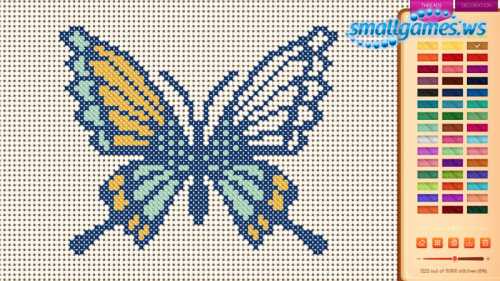 Cross-stitch Puzzle