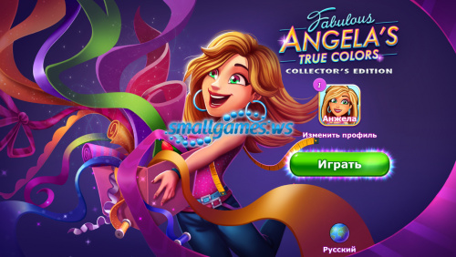 Fabulous 5: Angelas True Colors Collectors Edition