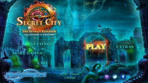 Secret City 2: The Sunken Kingdom Collectors Edition