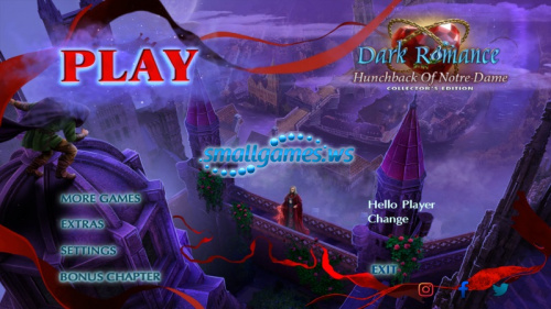Dark Romance 10: Hunchback of Notre Dame Collectors Edition