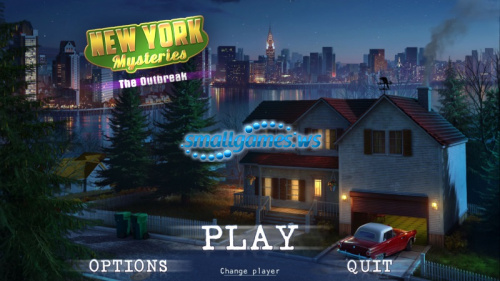 New York Mysteries 4: The Outbreak