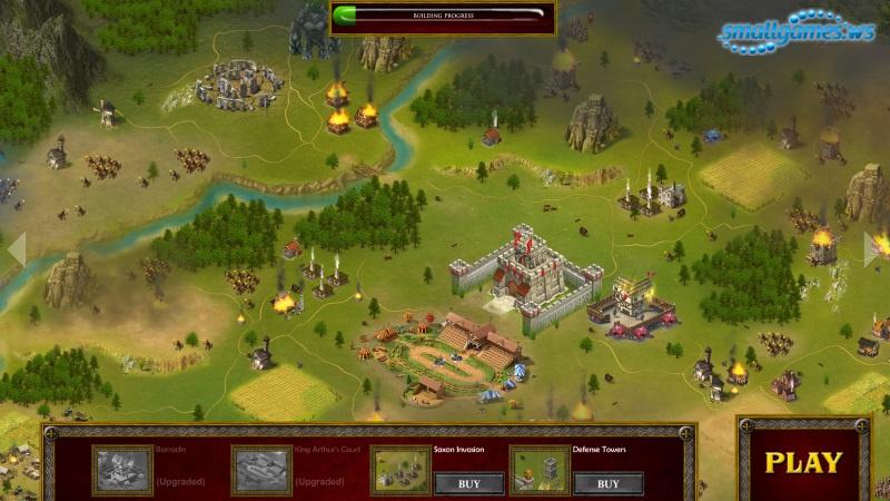 50 Games Like King Arthur: The Saxons jeux for IOS iPhone King Arthur, the Saxon Invasion his death Jeux PC : bardbarian pour iPad gratuit