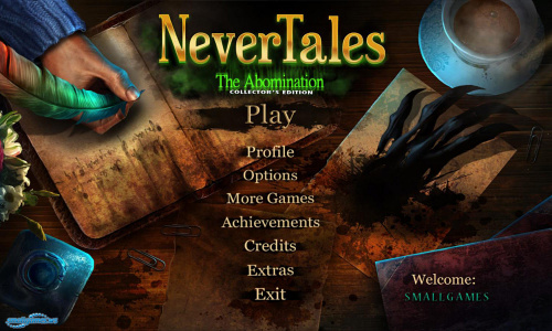 Nevertales 8: The Abomination Collector's Edition