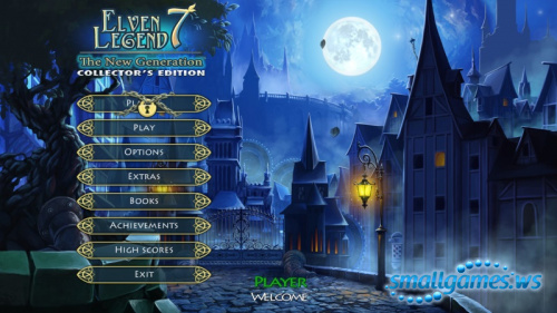 Elven Legend 7: The New Generation Collectors Edition
