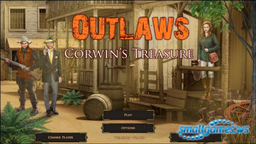 Outlaws: Corwins Treasure