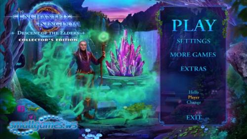 Enchanted Kingdom 5: Descent of the Elders Collectors Edition