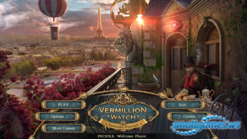 Vermillion Watch 6: Parisian Pursuit