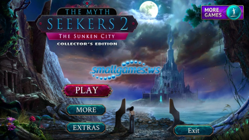 The Myth Seekers 2: The Sunken City Collectors Edition