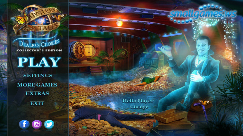 Mystery Tales 11: Dealers Choices Collectors Edition