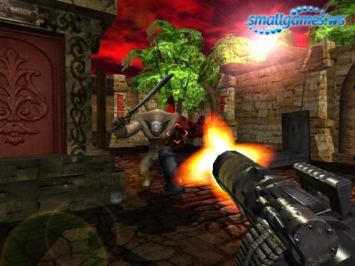 Кладбищенский воин 2