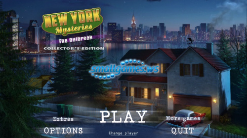 New York Mysteries 4: The Outbreak Collectors Edition