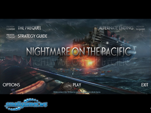 Nautical Nightmares