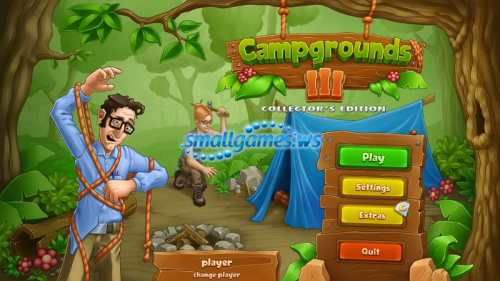 Campgrounds 3. Collectors Edition