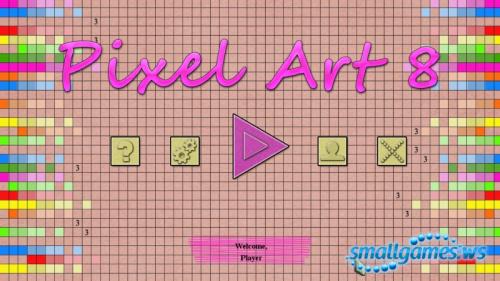 Pixel Art 8 (Русская версия)