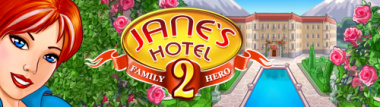 Jane's Hotel 2. Family Hero