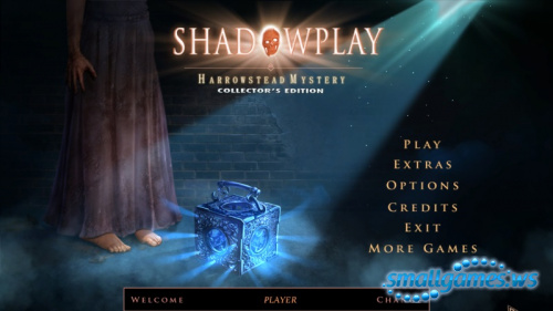 Shadowplay 4: The Crimson Light Collectors Edition